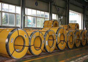 Bobinas de acero inoxidable 304 / 304L