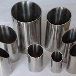 Tubería de acero inoxidable 304 - ASME SA213 SA312 Tubo de acero inoxidable 304