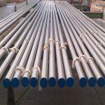 Tubo de acero inoxidable 304L ASME SA213 TP304L ASTM A213 TP304L
