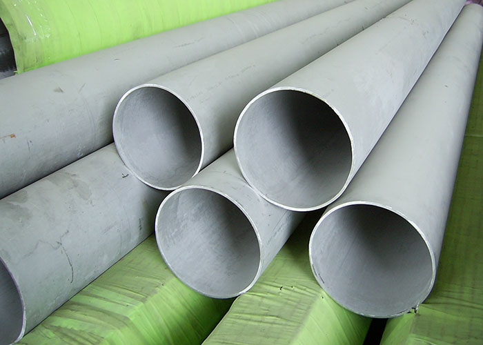 Tubos y tubos soldados sin costura de acero inoxidable 317 / 317L