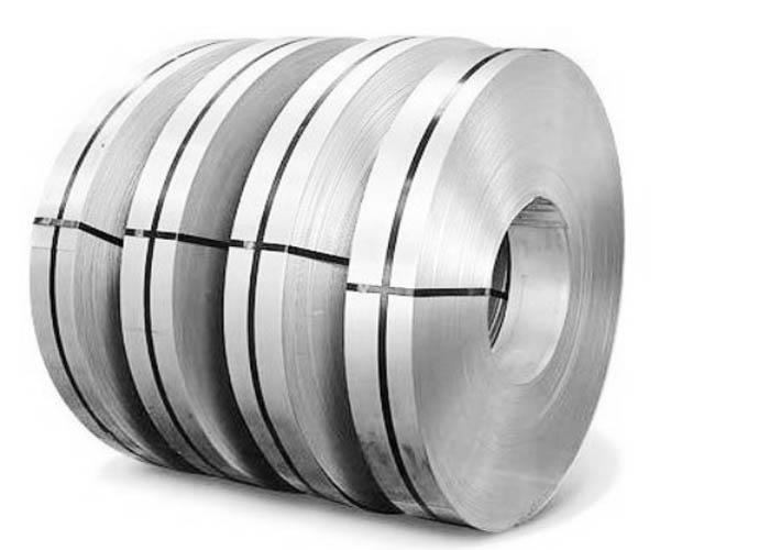 Tira de acero inoxidable AISI 441 EN 1.4509 DIN X2CrTiNb18