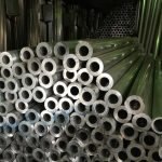2011 2014 7005 7020 O T4 T5 T6 T6511 H12 H112 Tubo / tubería de aluminio