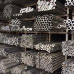 Tubo de aluminio 6082, 5083, 5086, 5052, 6063, 7075, 1100 Tubería