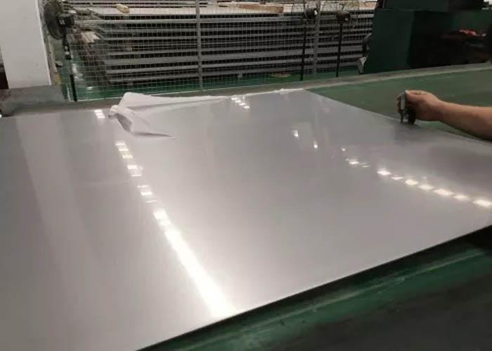 Placa de acero inoxidable de alta calidad 904L