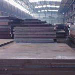 Placa de acero resistente al desgaste de alta resistencia NM500 NM400