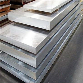 Techos de metal ASTM 1 mm 6061 T651 4 * 8 Hoja de aluminio