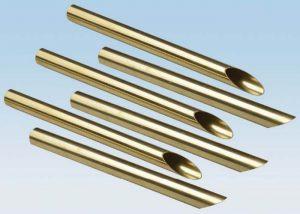 C44300 C68700 Tubo de aleación de cobre y latón ASTM B111