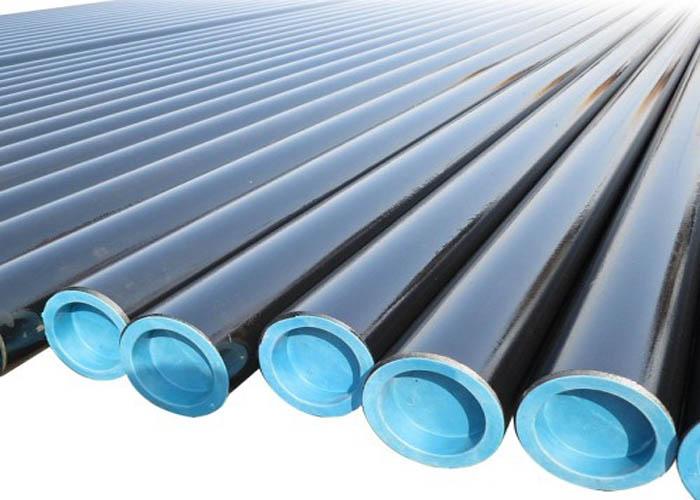 Tubo de acero estructural de grano fino S275J0H S275J2H S355J0H S355J2H