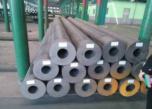 Tubo de acero sin costura de barra hueca AISI 4130 4140 4145