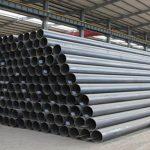 Tubería de acero LSAW API 5L 5CT ASTM A53 EN10217