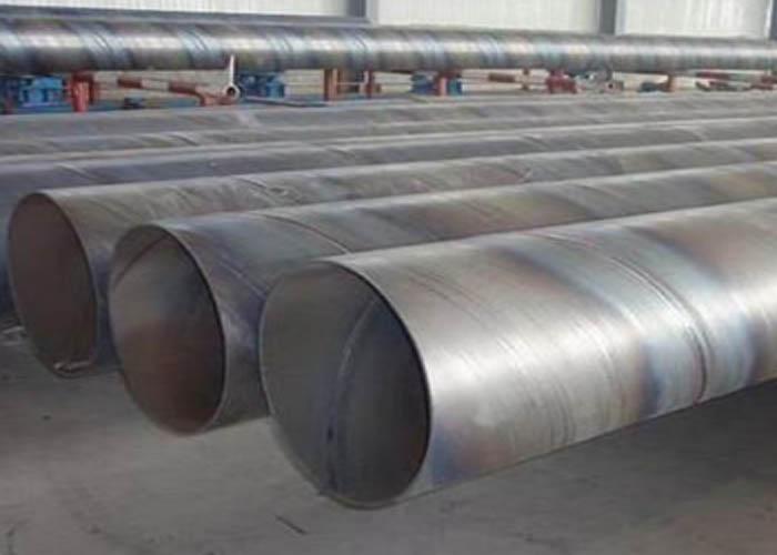 TUBO DE ACERO SSAW EN10219 ASTM A252 API 5L