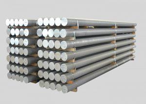 1080,2A11,3003,4A11,5754,6082,7A05 Barra de aleación de aluminio