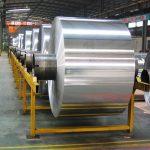 Bobina de aleación de aluminio con 1100,2024,3105,4A11,5083,6061,6082,6063,7A09