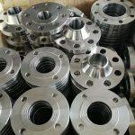 Brida de aleación de aluminio