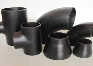 Accesorios de tubería de acero al carbono ASTM / ASME A234 WPB-WPC A420-WPL6
