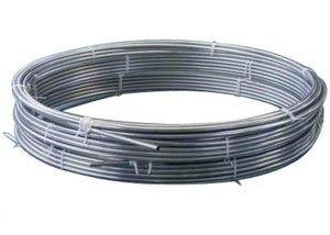 Duplex 2205 2507 Incoloy 825625 Tubo en espiral