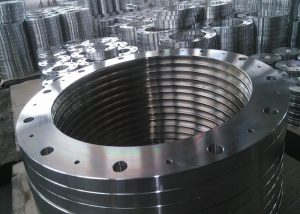 Brida de acero aleado A182F1 / F51 F9 / F111 F221 F91
