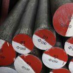 H13 SKD61 1.2344 Acero para herramientas Barra redonda Molde para trabajo en caliente Acero