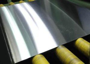 Hoja / placa de acero inoxidable rayita n.o 4 430304420410443201 316L 310S