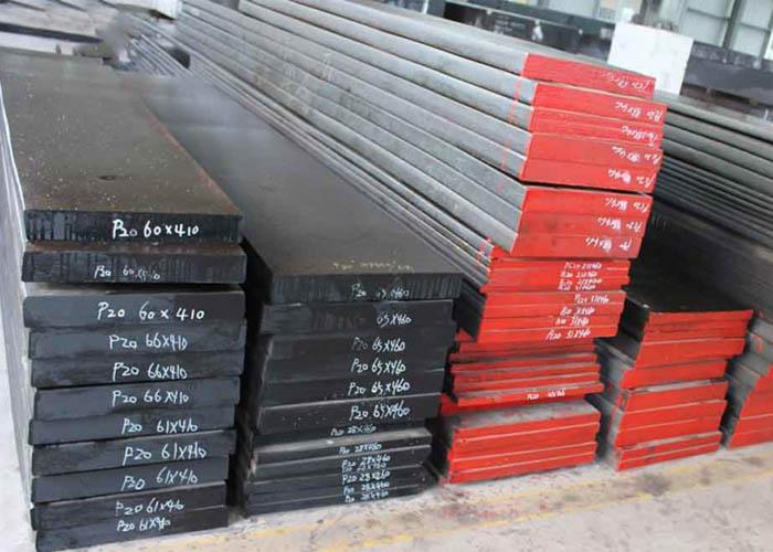 1.2311 Placa de acero de acero para herramientas de molde de plástico P20