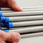 GH3030 GH3039 Tubo de acero inoxidable para instrumentación o hidráulica