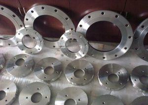 bridas de acero inoxidable 253MA, S31254, 904L, F51, F53, F55